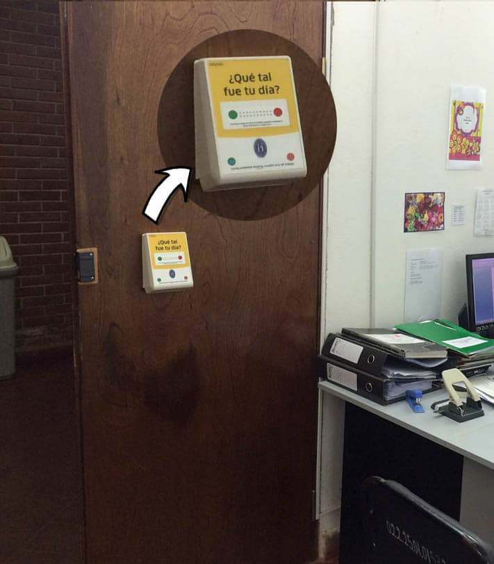 How they measure employee happiness at the University of Asuncion in Paraguay