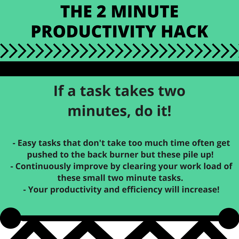 Increase Productivity with lifehack
