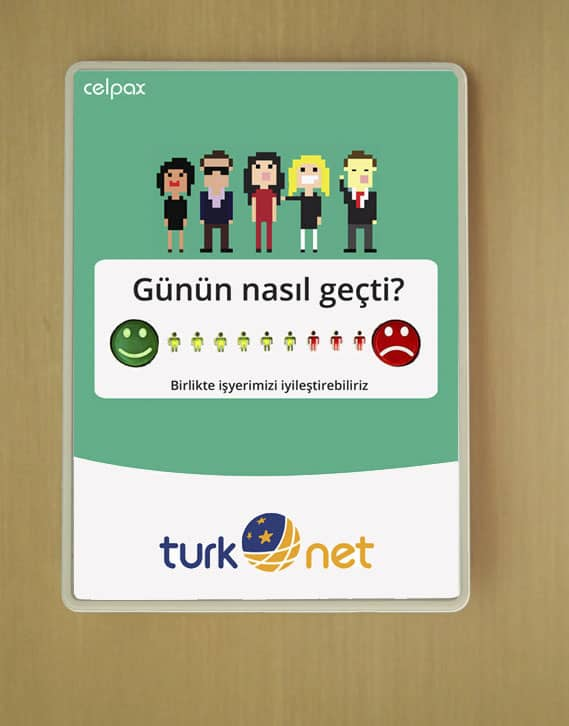 Hello Turkey! Let's create more awesome workplaces together