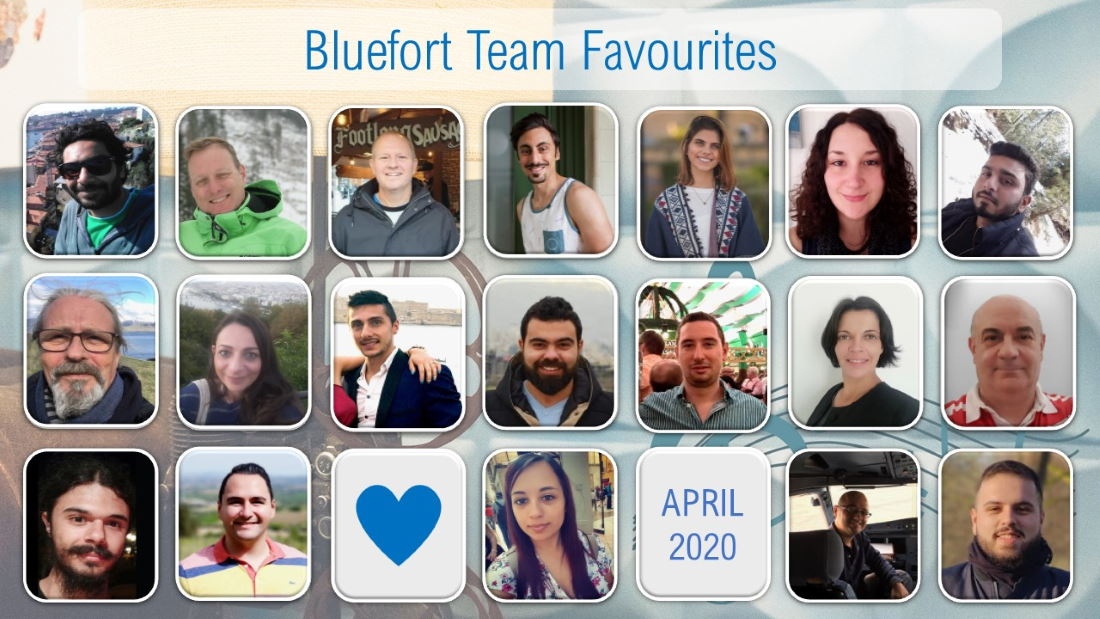Back to work for office employees at Bluefort