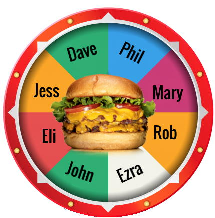 Lunch Roulette