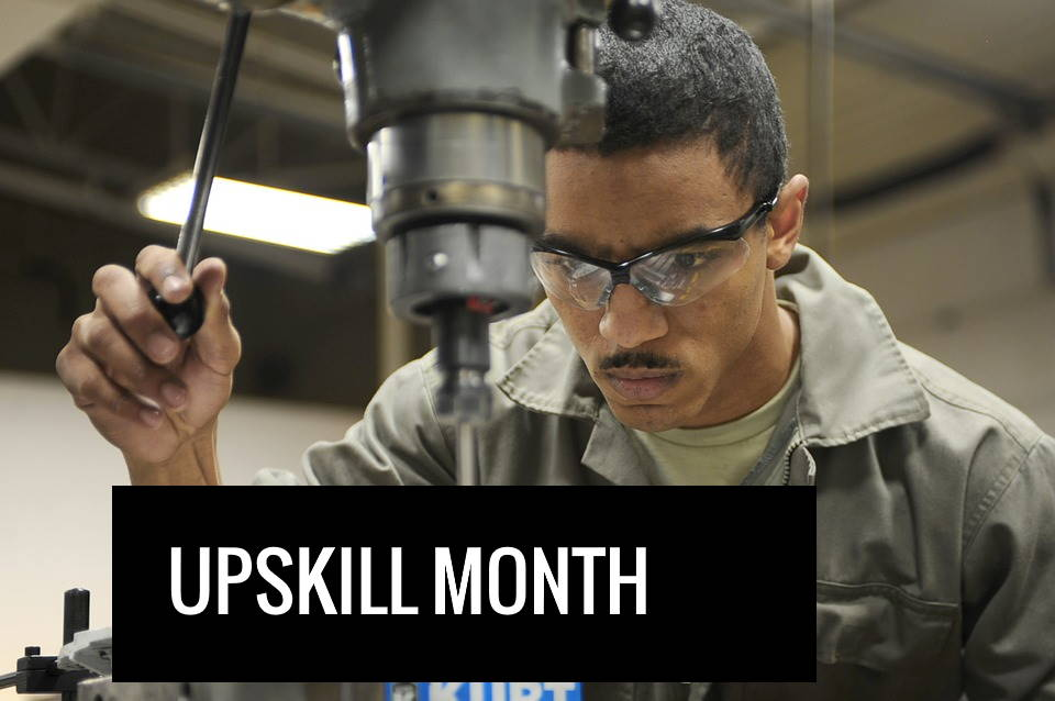 Upskill month for leaders to spot and nurture future talent