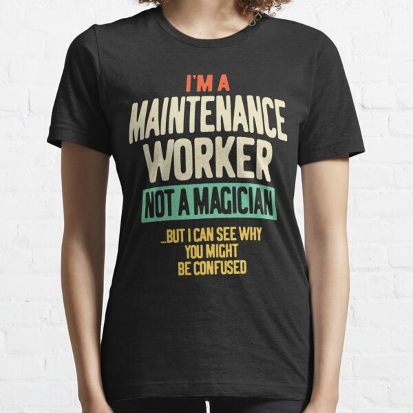 Maintenance worker, recruiting women to the industry
