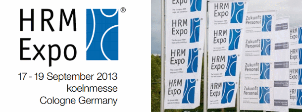 Get your free entrance to HRM Expo!