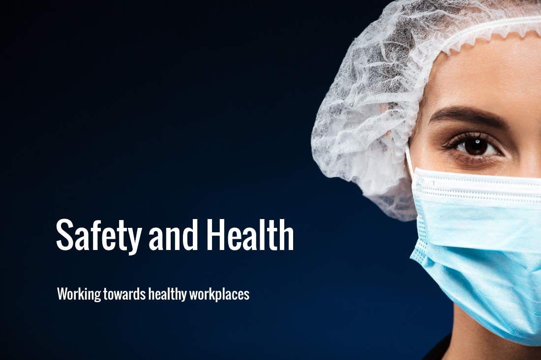 Healthy Workplaces – European Week for Safety and Health at Work