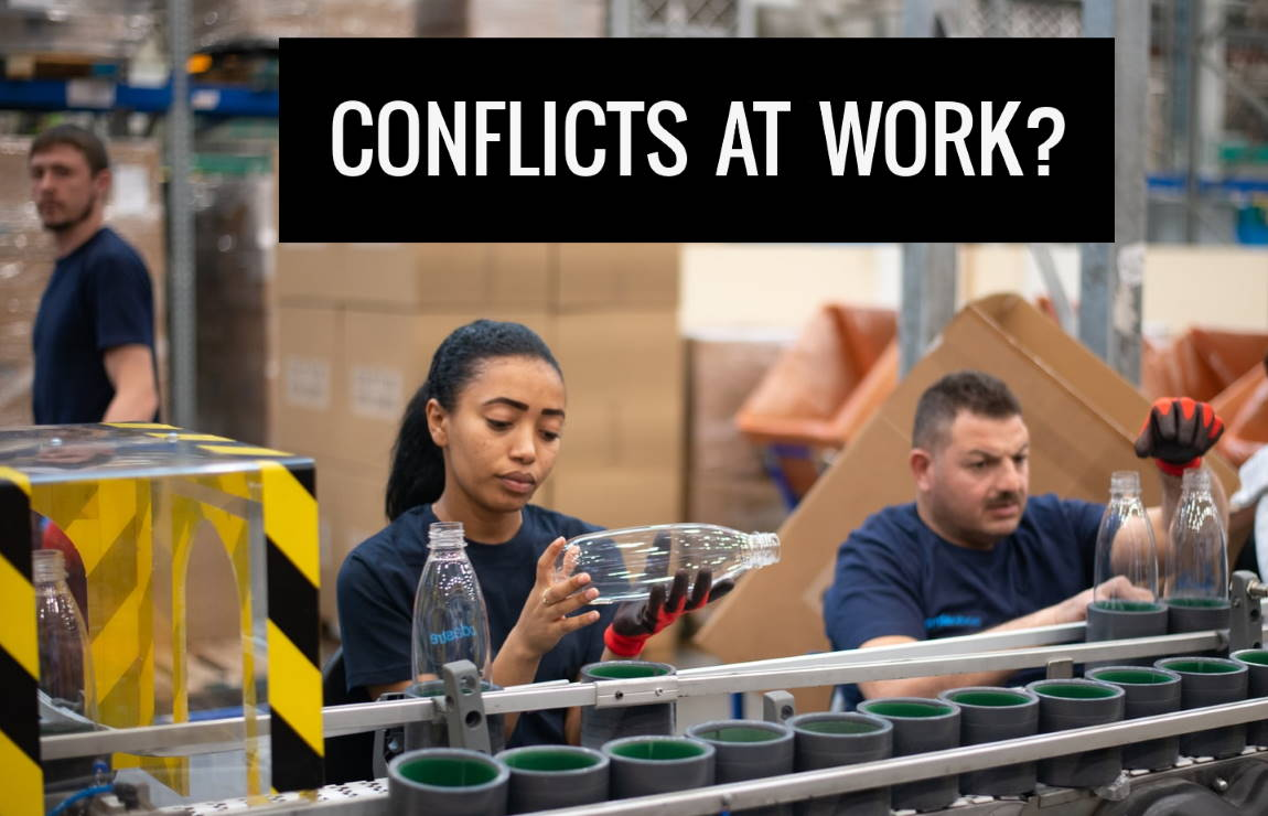 5 Reasons to Embrace Conflict in the Workplace